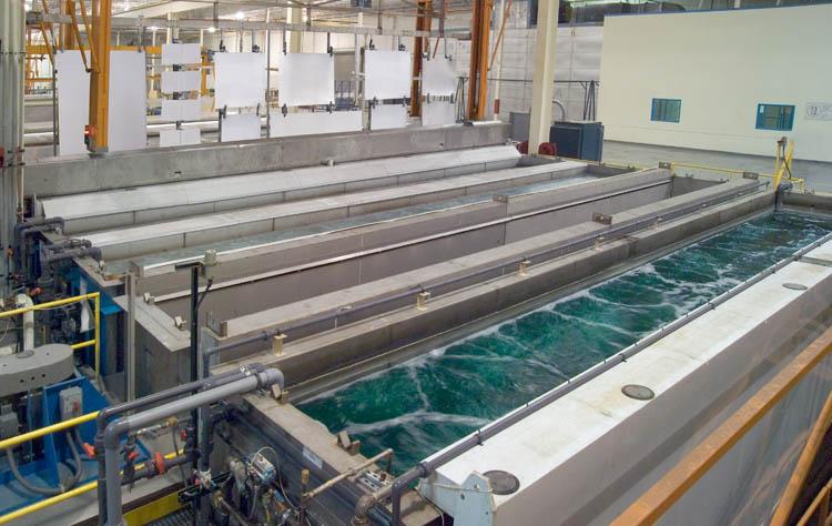heavy metal water treatment