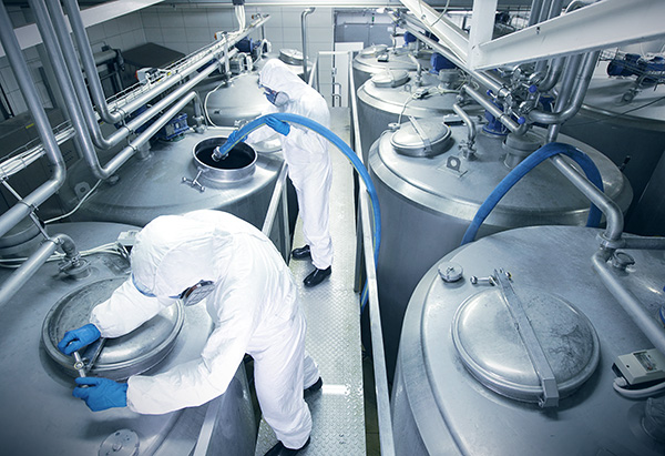 Wastewater Treatment In Food Processing