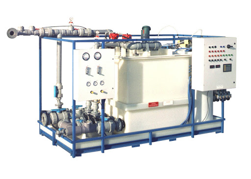 ph Neutralization System for Wastewater
